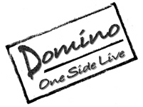 DOMINO - One Side Live (Genesis tribute DVD)